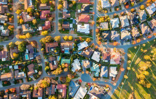 Aerial Housing